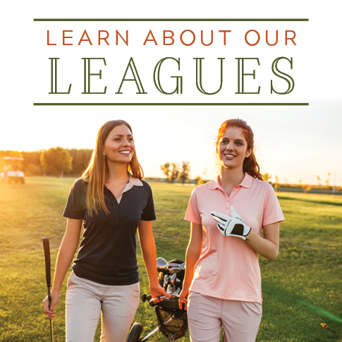 Learn about our leagues - ladies