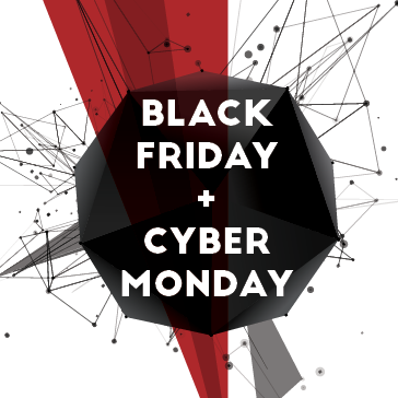 Black Friday and Cyber Monday Sales at the golf course