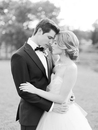 Wedding Details - Bride Groom at Spring Creek