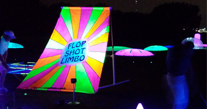 Flop Shot Limbo
