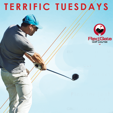 Terrific Tuesday Golf Special