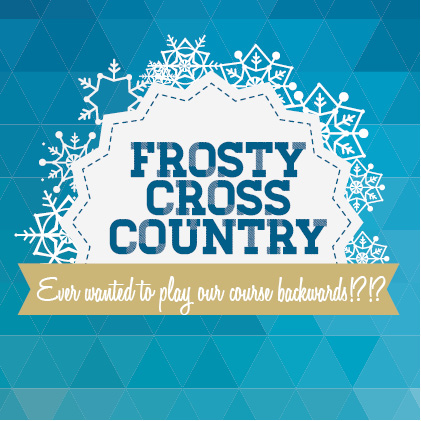 Frosty Cross Country PWGC