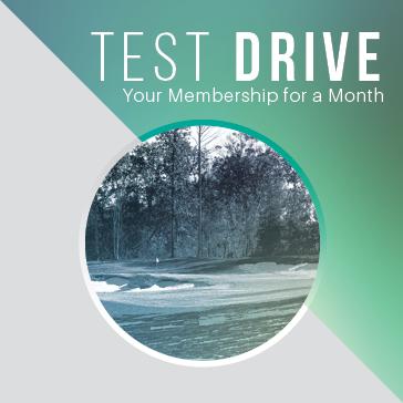 Membership Test Drive