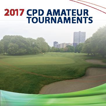 2017 CPD Amateur Tournaments