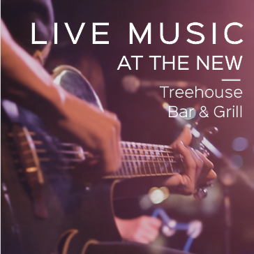 Every Thursday come to the Treehouse Bar and Grill at Birch Hills Golf Course for Live Music and Entertainment