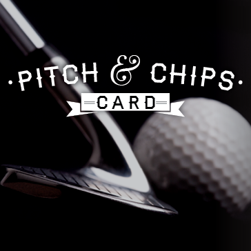 Pitch and Chip Card at Indianwood Golf Club for discounted golf and lunch deals in South Florida