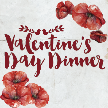 Valentine's Day Dinner at Billy Casper Golf