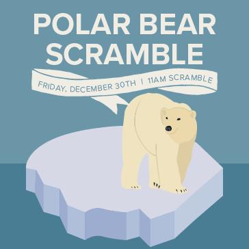 Polar Bear Scramble