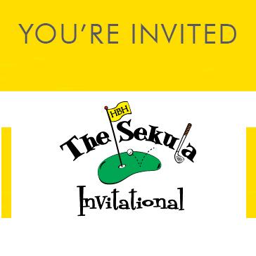 Sekula Invitational Golf Event at High Bridge Hills Golf Course