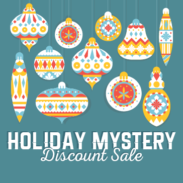 Holiday Mystery Discount Sale at Sanctuary Ridge