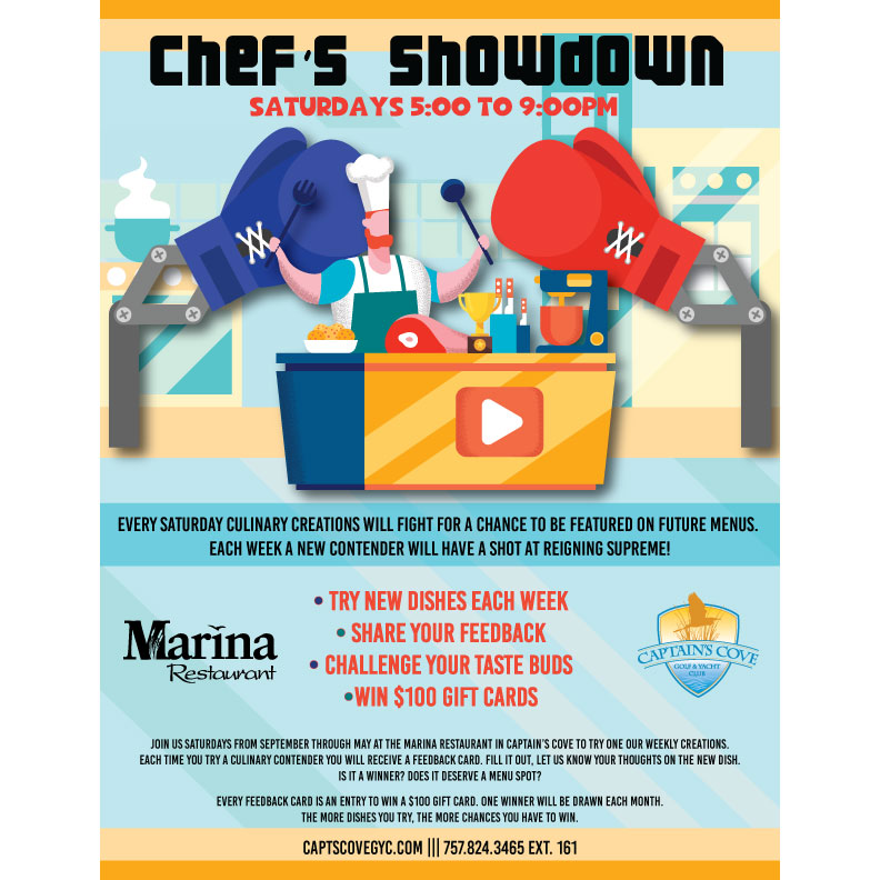 Chef's Showdown