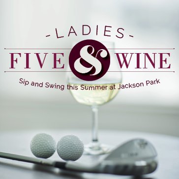 Wine and Golf Balls