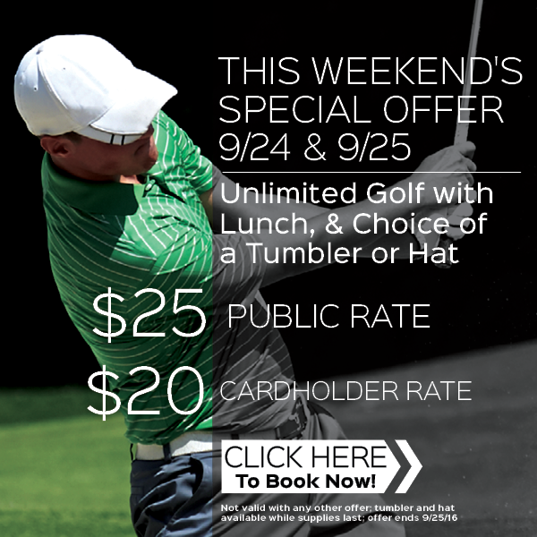 Weekend Special Gift Offer Willowbrook Golf Course Winter Haven Fl 33881