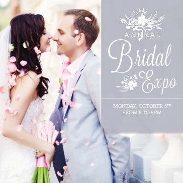 Annual Bridal Expo at the Island View Restaurant in Sun N Lake Golf Club in Sebring, FL