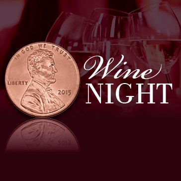 Penny Wine Night at Orchard Valley Golf Course