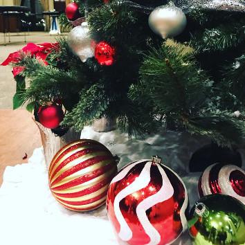 1757 xmas tree ornaments