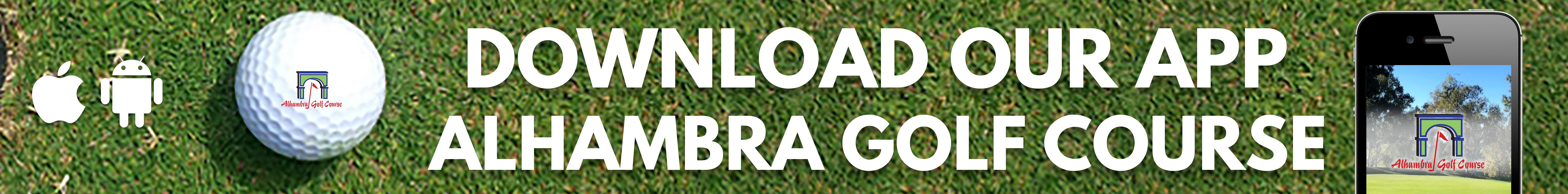 Alhambra Golf App