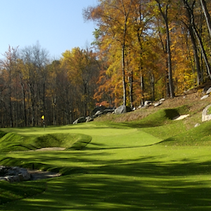 Pound Ridge Golf Club, Hole 13