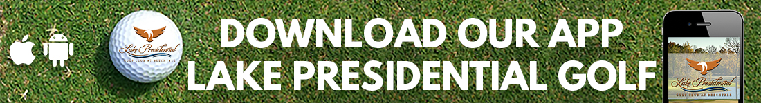 Lake Presidential Golf App