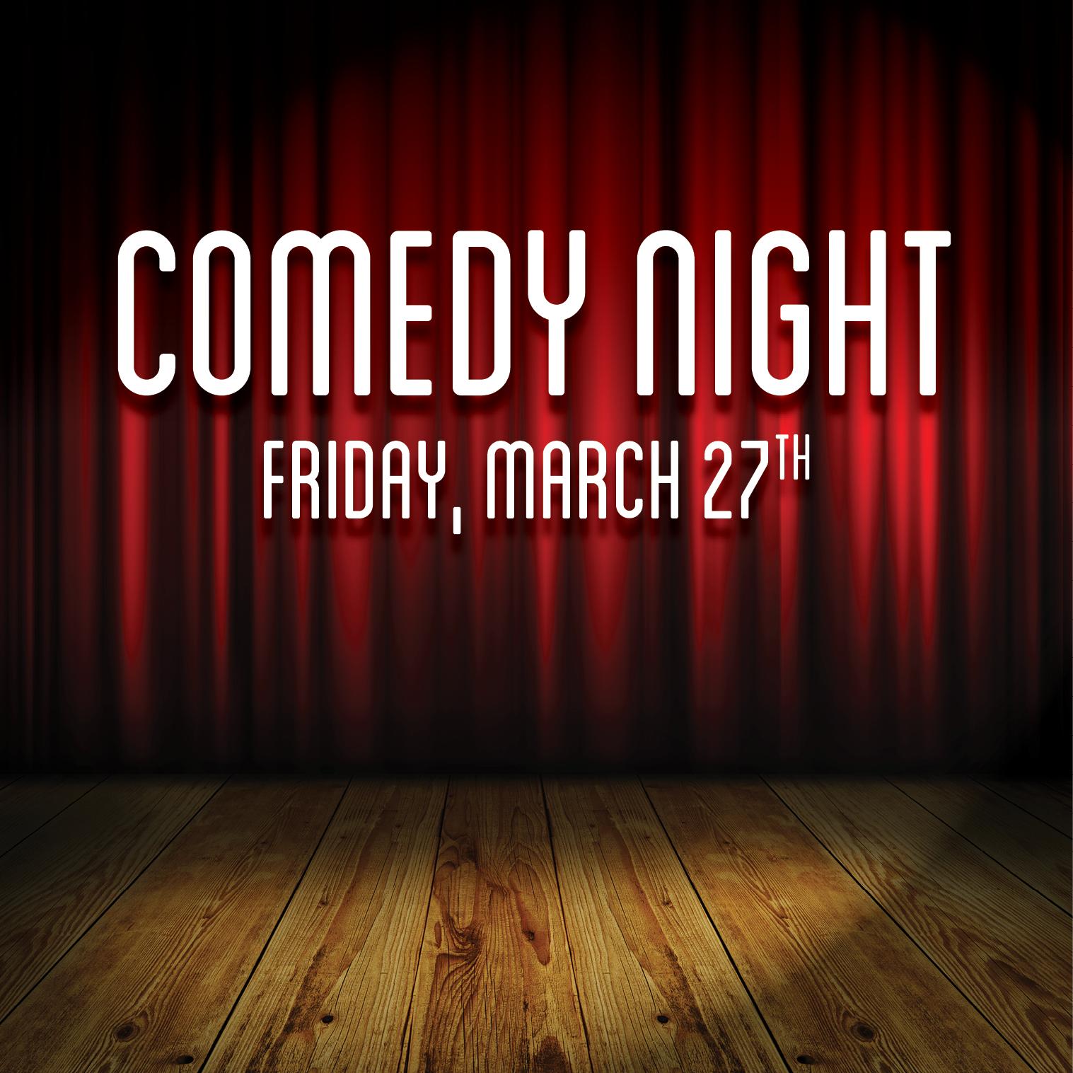 Comedy Night at Hiddenbrooke