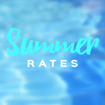 Summer Golf Rates