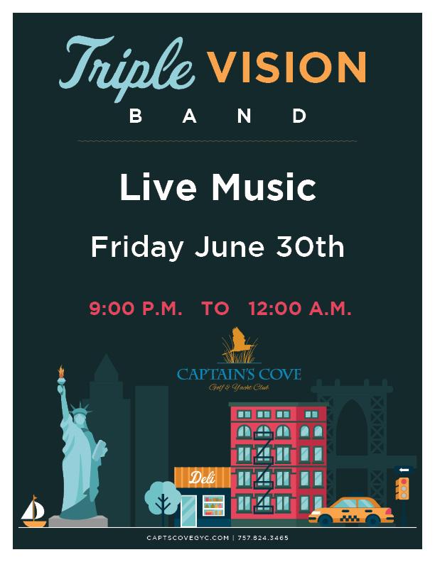 Triple Vision Band