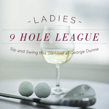 Ladies 9 Hole League at George Dunne National Golf Course