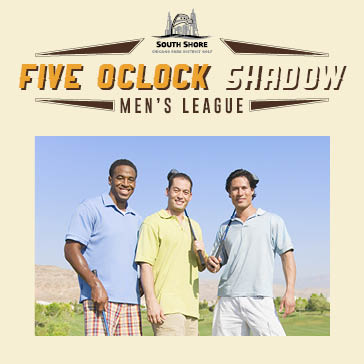 South Shore Golf Course 5 O'Clock Shadow Mens League