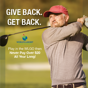 Give Back. Get Back World's Largest Golf Outing Willowbrook Golf Course Winter Haven Fl