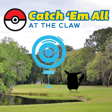 Catch 'Em All at The Claw