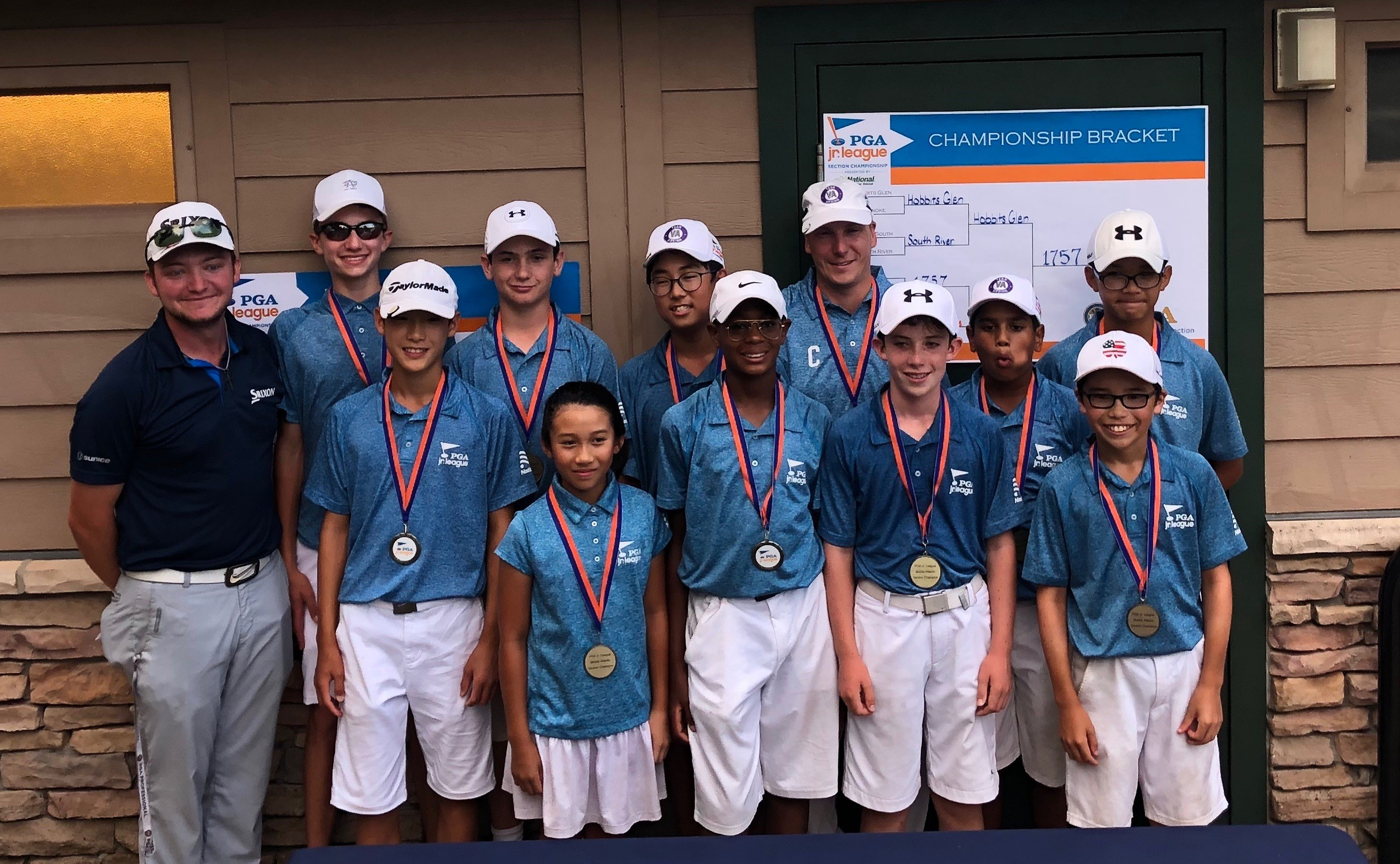 PGA Junior League Sectional Championship Team