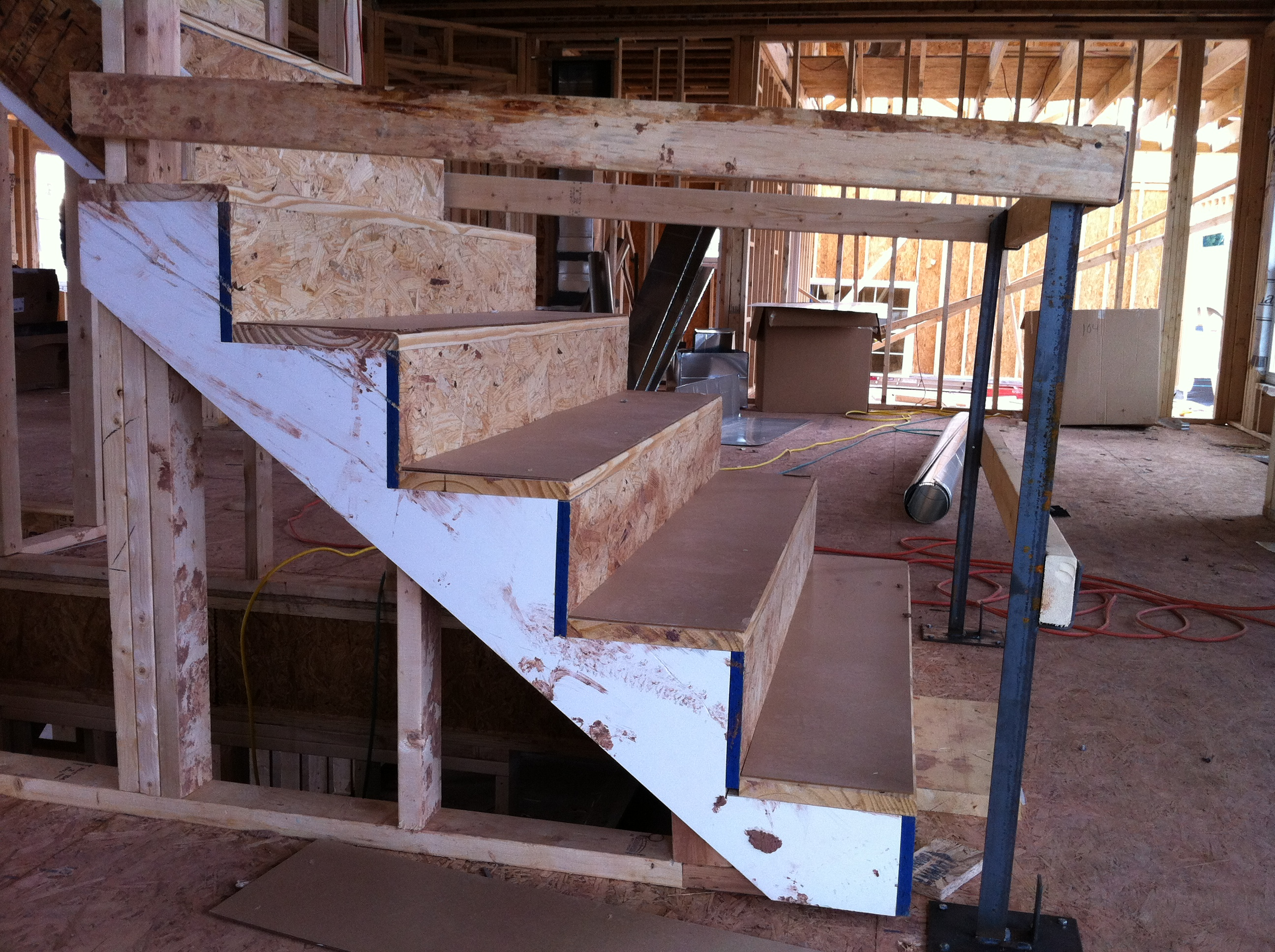2016 Ultimate Stair Before