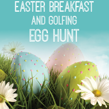 easter egg hunt and breakfast