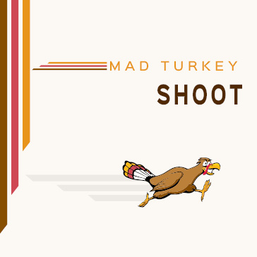 Mad Turkey Shoot at Water's Edge Golf Club in Worth, Illinois