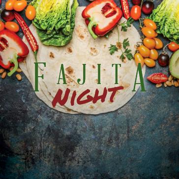 Fajita Night at brewton