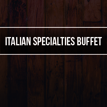 Chefs Choice Italian Specialties Buffet at ColonyWest Golf Club Florida