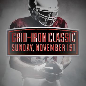 Grid Iron Classic Event
