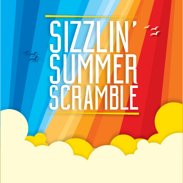 Sizzlin' Summer Scramble at a Billy Casper Golf Course