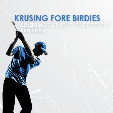 Krusing fore birdies