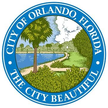 City of Orlando seal logo color