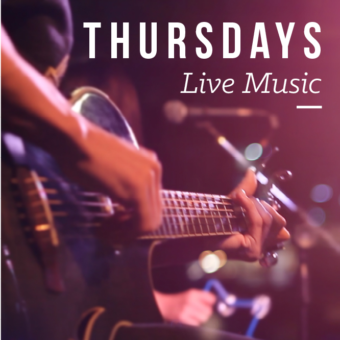 Live Music Thursdays at 1757 Golf Club