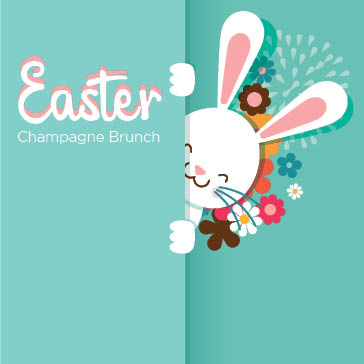 Easter Champagne Brunch at a Billy Casper Golf Course