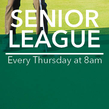 Jackson Park 2016 Senior Men's League