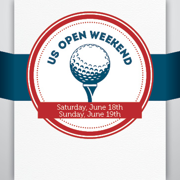 US Open Weekend at Water's Edge Golf Club