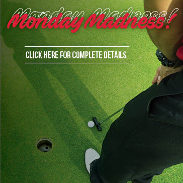 Monday Madness Golf Specials