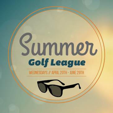 Summer Golf League at Sanctuary Ridge