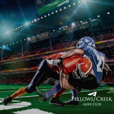Super Bowl Party at Fellows Creek Golf Club