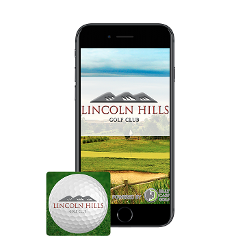 Lincoln Hills Golf App - Phone Icon