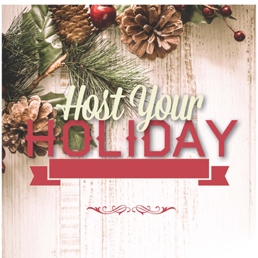 Host Your Holiday Party at golf course