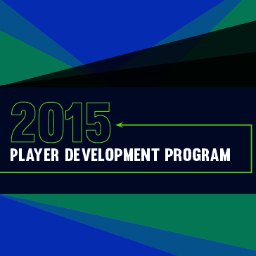 FDR PDP Web banner for Player Development Program at Philly Golf Course